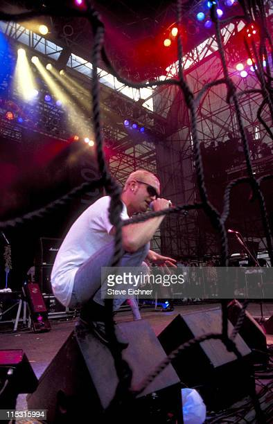 Alice in Chains during Lollapalooza 1993 Waterloo Village at Waterloo Village in Stanhope New Jersey United States