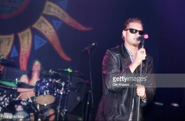 Alice In Chains Layne Staley Sean Kinney Vooruit Gent Belgium 22nd February 1993