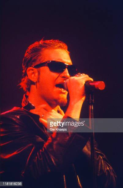 Alice In Chains Layne Staley Vooruit Gent Belgium 22nd February 1993