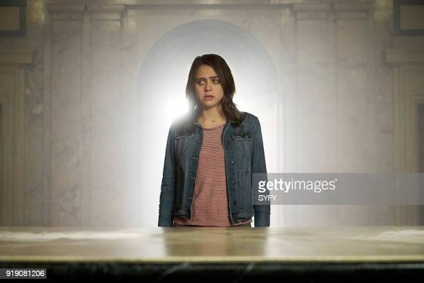 S BLOCK 'Alice in Slaughterland' Episode 204 Pictured Olivia Luccardi as Alice Woods