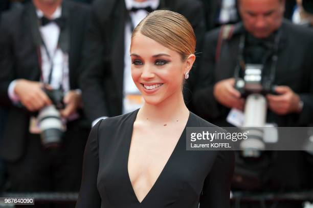 Alice Isaaz attends the Closing Ceremony during the 69th annual Cannes Film Festival on May 22, 2016 in Cannes, France.