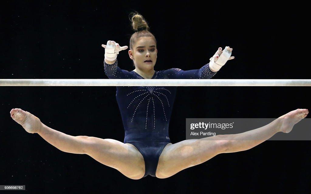 2018 Gymnastics World Cup - Day Two