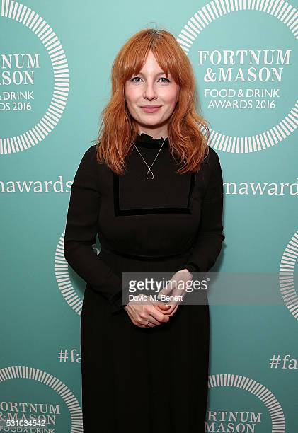 Alice Levine at the fourth annual Fortnum Mason Food and Drink AwardsHosted by Claudia Winklemanthe awards celebrate the best in writing and...