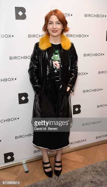 Alice Levine attends Birchbox's first UK popup store launch party on November 6 2017 in London England