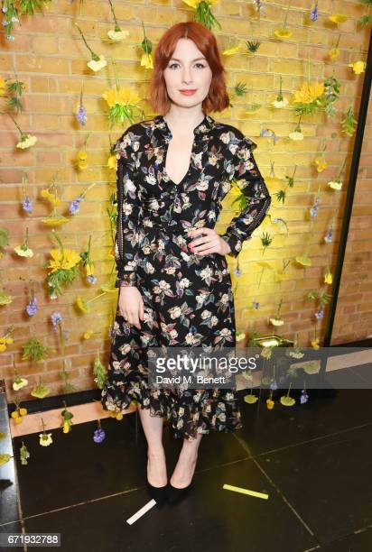 Alice Levine attends the British Academy Television Craft Awards at The Brewery on April 23 2017 in London United Kingdom