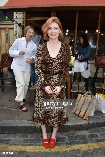Alice Levine attends the launch of the Jackson Levine For Habitat serveware collection on May 30 2018 in London England