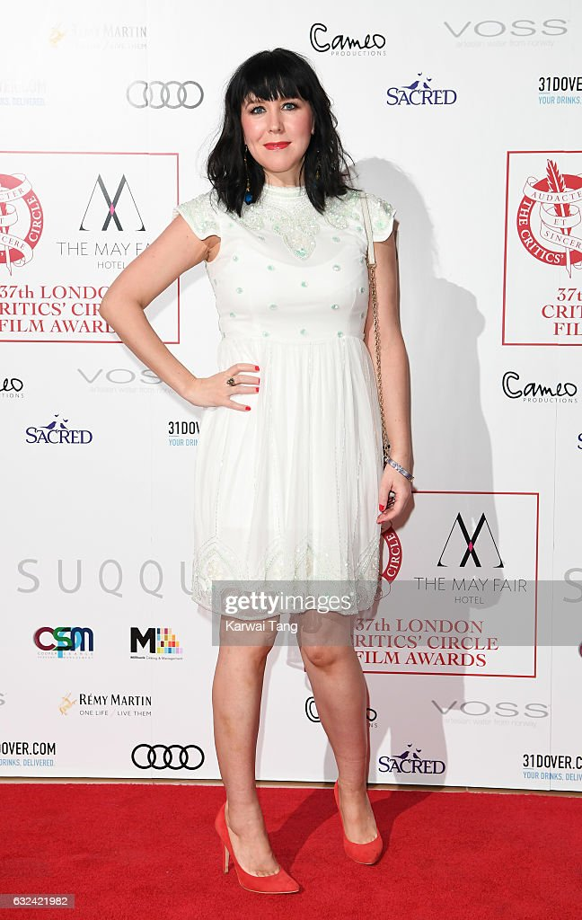 The London Critic's Circle Film Awards - Red Carpet Arrivals