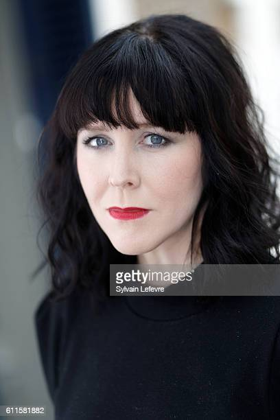 Alice Lowe poses during 27th Dinard British Film Festival on September 30 2016 in Dinard France