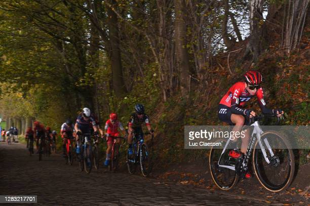 Alice Maria Arzuffi of Italy and Team 777 / Shirin Van Anrooij of The Netherlands and Team Telenet - Baloise Lions / Anna Kay of The United Kingdom...