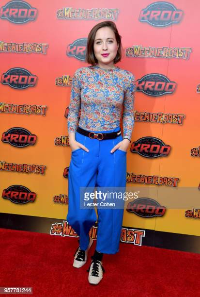 Alice Merton attends KROQ Weenie Roast 2018 at StubHub Center on May 12 2018 in Carson California