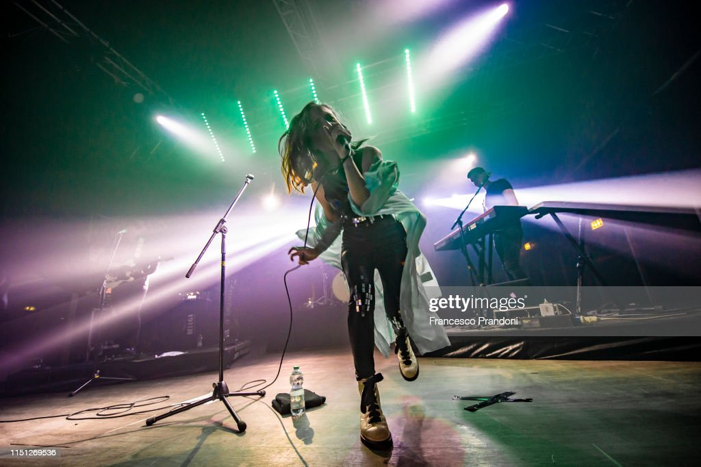 ITA: Alice Merton Performs At Magazzini Generali, Milan