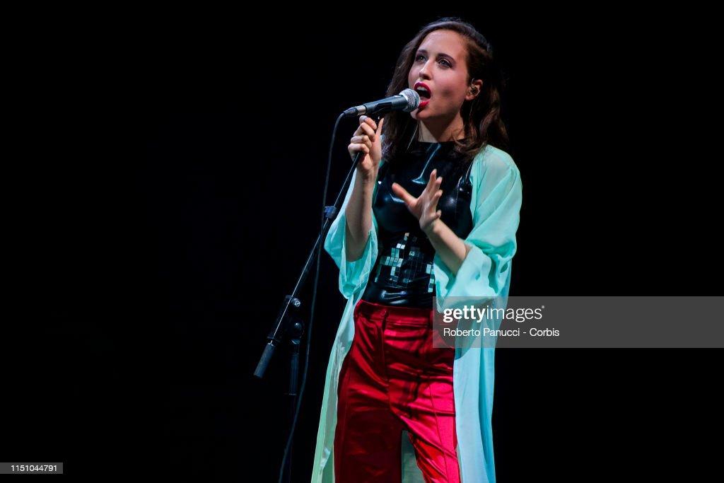 ITA: Alice Merton In Concert In Rome