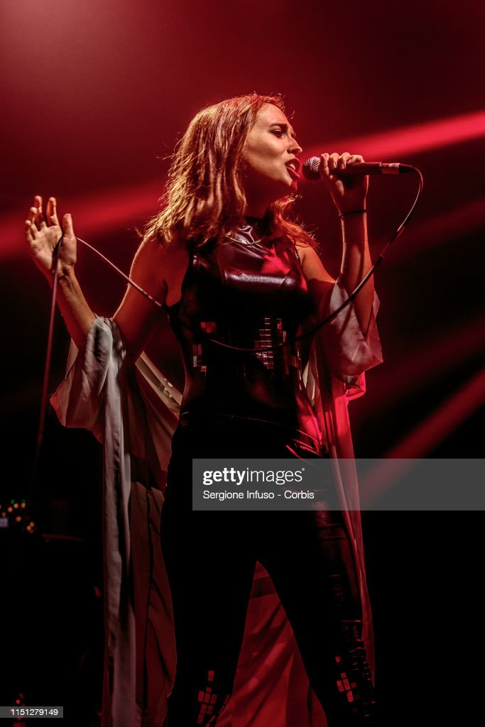 ITA: Alice Merton Performs At The Magazzini Generali In Milan