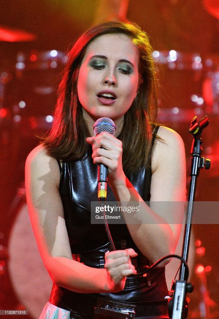 GBR: Alice Merton Performs At The Scala London