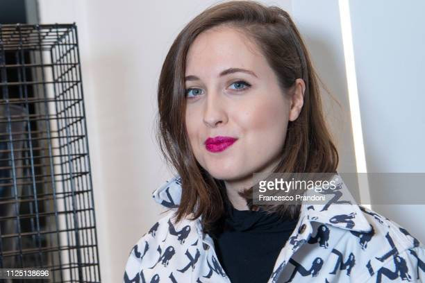 Alice Merton presents her new album Mint at The Greymar Shop on January 26 2019 in Milan Italy