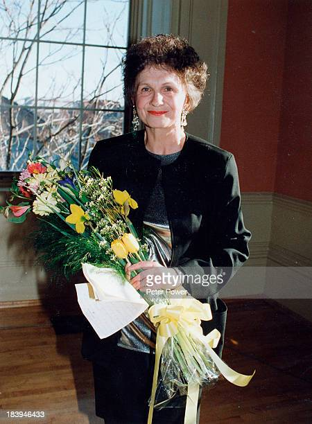Alice Munro in Toronto April 3 1991