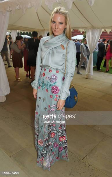 Alice NaylorLeyland attends the 2017 annual VA Summer Party in partnership with Harrods at the Victoria and Albert Museum on June 21 2017 in London...