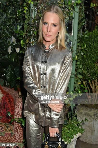 Alice NaylorLeyland attends the Annabel's x Dior dinner on May 21 2018 in London England