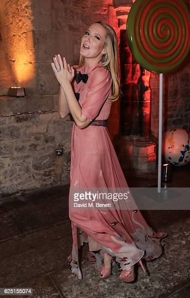Alice NaylorLeyland attends the Save The Children Winter Gala at The Guildhall on November 22 2016 in London England