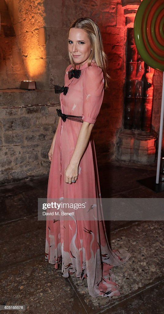 Alice Naylor-Leyland attends the Save The Children Winter Gala at The Guildhall on November 22, 2016 in London, England.