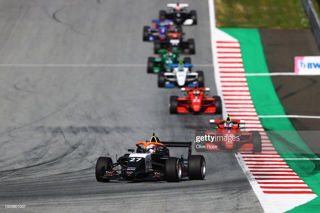 W Series Round 1:Red Bull Ring - Race : News Photo
