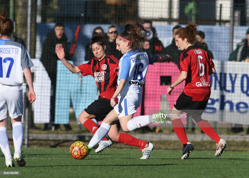 Inter Milano vs Milan Ladies