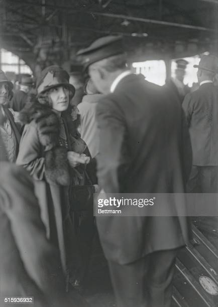 Alice Rhinelander arrives on MajesticThe SSMajestic in New York City on October 5th bringing quite a few people who had been in the public eye for...