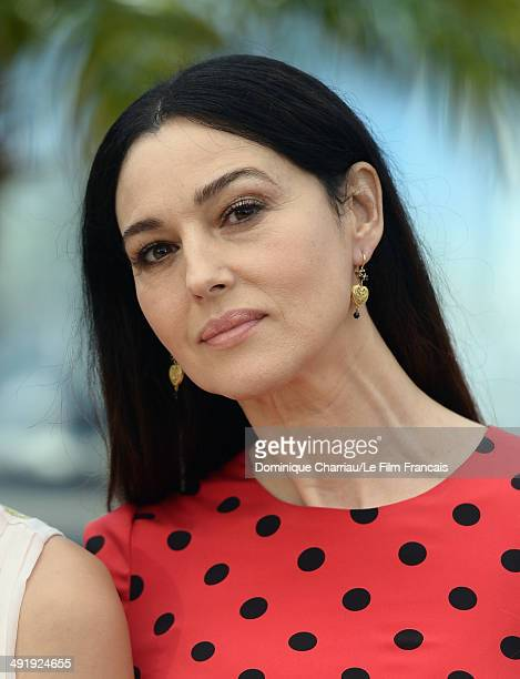 Alice Rohrwacher attends 'The Wonders' photocall at the 67th Annual Cannes Film Festival on May 18 2014 in Cannes France