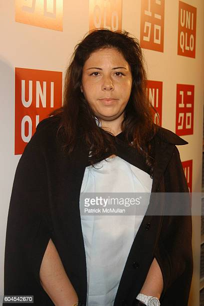 Alice Roi attends Grand Opening of the UNIQLO Global Flagship Store at Uniqlo Flagship Store on November 9 2006 in New York City