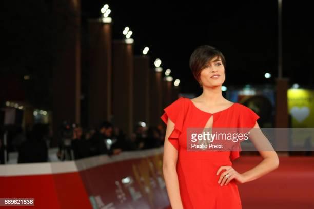 Alice Sabatini at the 12th Rome Film Festival in Auditorium Parco della Musica