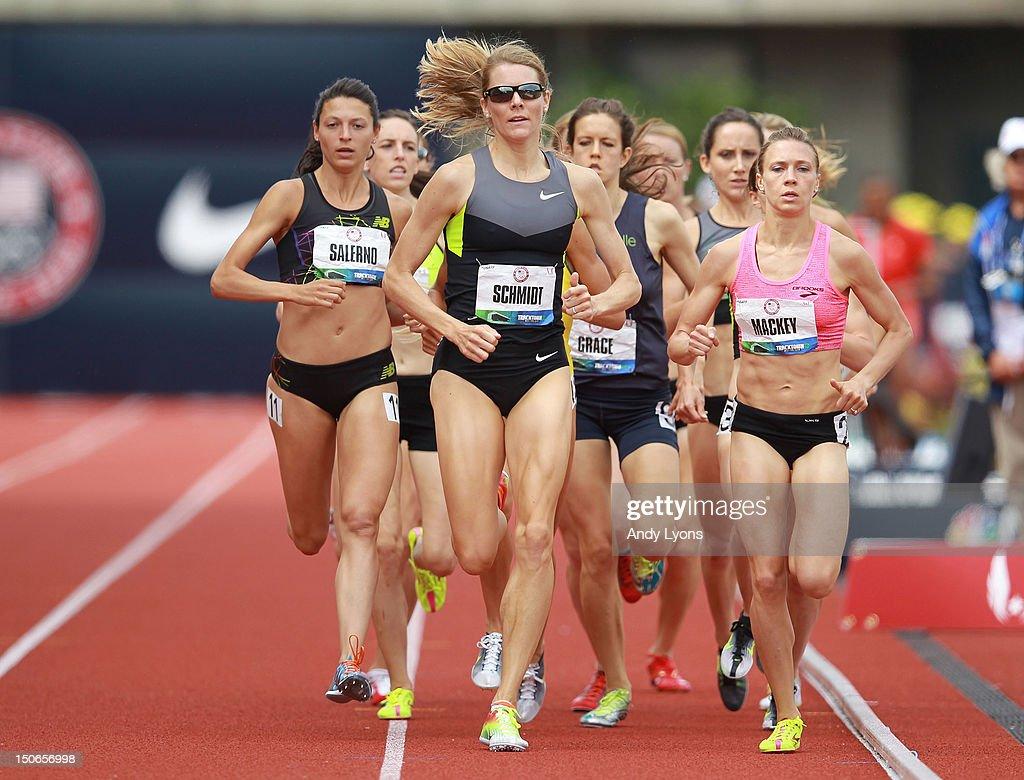 2012 U.S. Olympic Track & Field Team Trials - Day 8