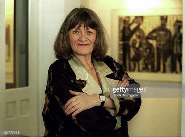 Alice SCHWARZER journalist author Emmapublisher and feminist