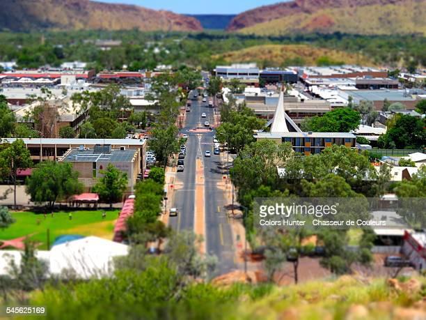 Alice Springs miniature