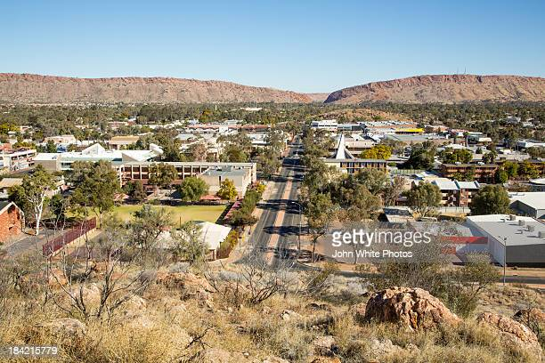 Alice Springs. Northern Territory. Australia.
