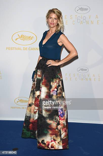 Alice Taglioni attends the opening ceremony dinner during the 68th annual Cannes Film Festival on May 13 2015 in Cannes France