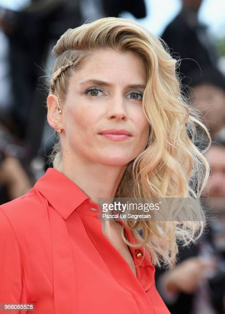 Alice Taglioni attends the screening of Everybody Knows and the opening gala during the 71st annual Cannes Film Festival at Palais des Festivals on...