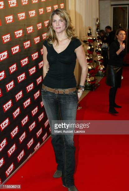 Alice Taglioni during TV TPS Star Celebrates 1000th Episode of its Program 'Star' December 11 2006 in Paris France