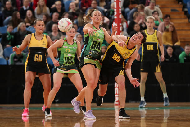 AUS: West Coast Fever v WA All Stars