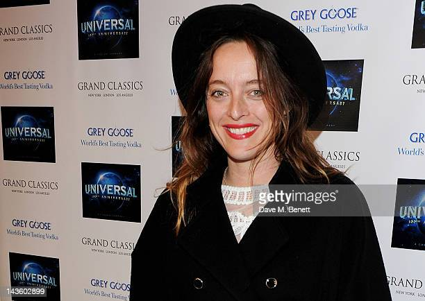 Alice Temperley attends as Grand Classics Richard Curtis and Grey Goose celebrate 100 years of Universal Pictures' greatest films with a special...