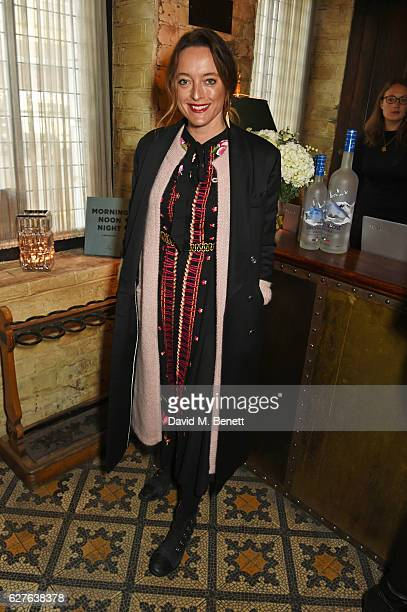 Alice Temperley attends The Fashion Awards in partnership with Swarovski nominees' lunch hosted by the British Fashion Council with Grey Goose at...