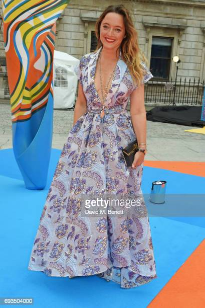 Alice Temperley attends the Royal Academy Of Arts Summer Exhibition preview party at Royal Academy of Arts on June 7 2017 in London England