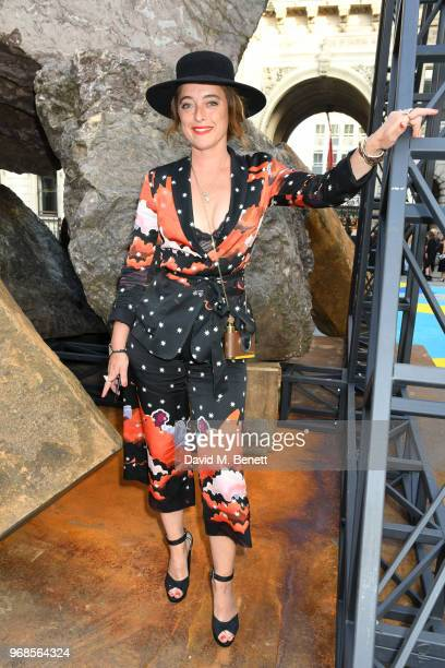 Alice Temperley attends the Royal Academy Of Arts summer exhibition preview party 2018 on June 6 2018 in London England