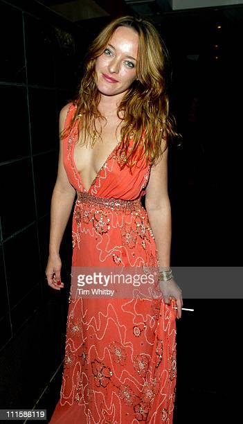 Alice Temperley during London Fashion Week Spring 2005 Temperley's After Party at Kensington Roof Gardens in London Great Britain