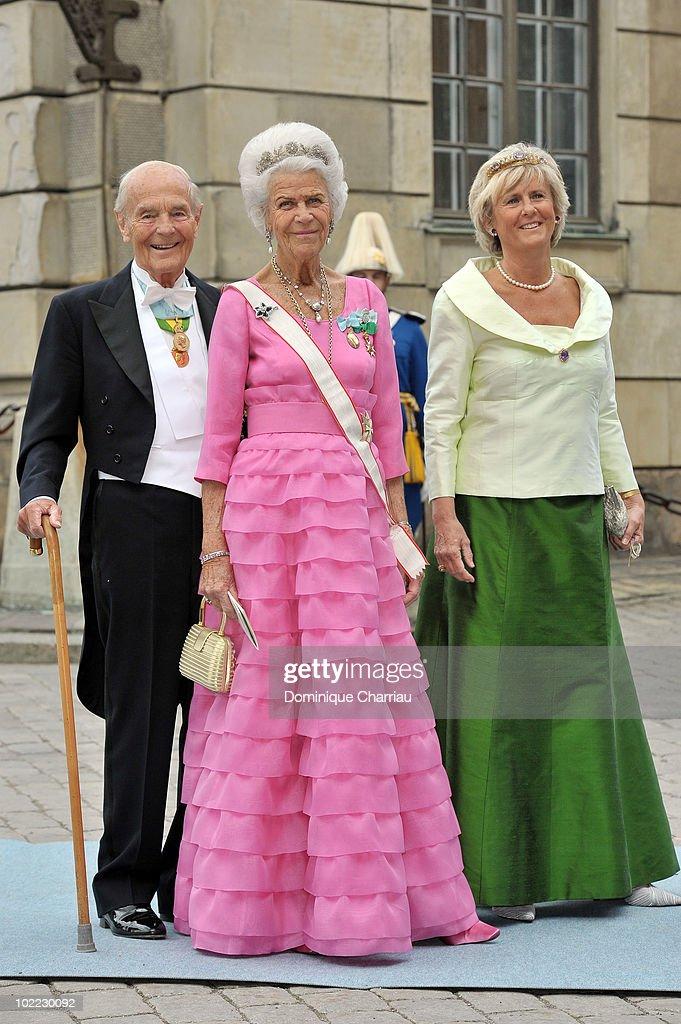 Wedding Of Swedish Crown Princess Victoria & Daniel Westling - Arrivals : Photo d'actualité