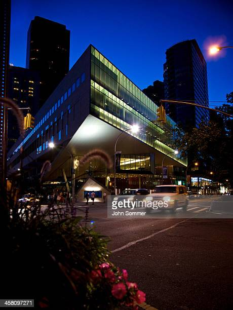alice tully hall lincoln center for the performing arts - the theater lincoln center stock photos and pictures