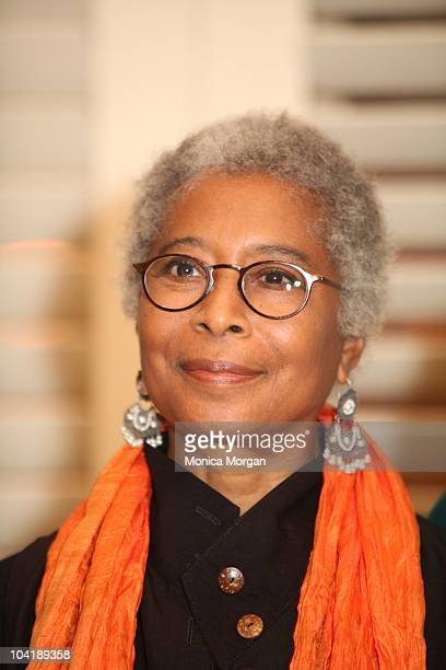 Alice Walker attends the Congressional Black Caucus Foundation's 40th annual legislative conference on September 15 2010 in Washington DC