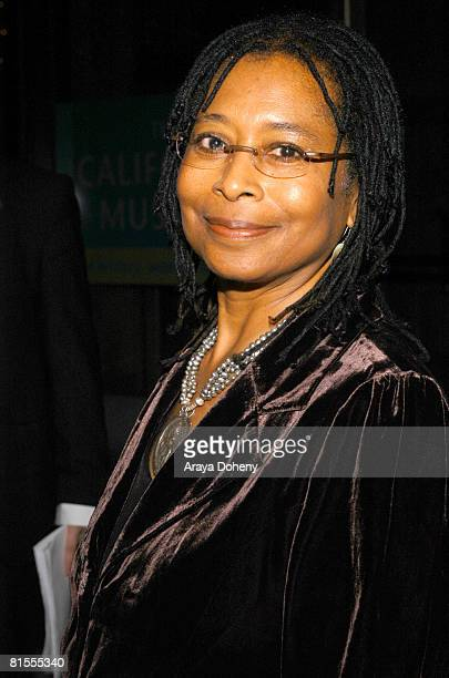Alice Walker Author and Recipient of the FirstEver California Hall of Fame