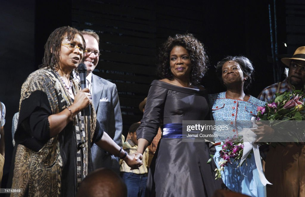 The Color Purple Broadway Opening Night - After Party Photos and ...