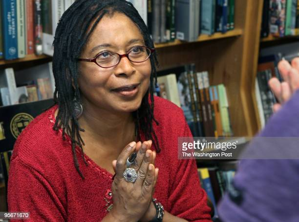 Alice Walker bowed her head and held her hands in a prayerful pose in response to a woman fan who did the same to her as they talked of their shared...