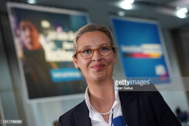 Weidel nackt afd Rees